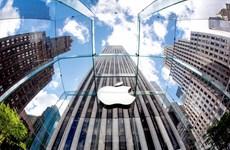 Apple bị giảm giá trị vì iPhone và chậm ứng dụng mạng 5G
