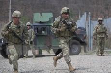 Tổng thống Mỹ: Tập trận với đồng minh là không cần thiết và lãng phí