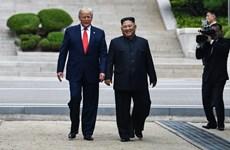 Tổng thống Trump lại ca ngợi tiềm năng kinh tế của Triều Tiên