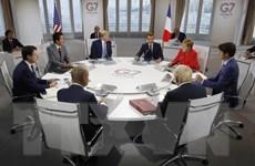 Hội nghị G7 kết thúc, đạt đồng thuận về một số vấn đề quốc tế