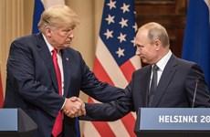 Tổng thống Trump sẽ mời ông Putin dự thượng đỉnh G7 vào năm sau