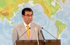 Ngoại trưởng Nhật Bản: Cần duy trì thượng tôn pháp luật ở Biển Đông