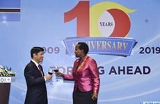 Kỷ niệm 10 năm thiết lập quan hệ ngoại giao Việt Nam-Botswana