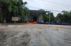 EU cứu trợ 100.000 Euro cho nạn nhân lũ lụt tại Việt Nam