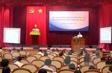 Phổ biến các nội dung của hiệp định thương mại tự do Việt Nam-EU