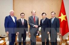 'Đánh giá cao Tập đoàn SOCO khai thác dầu khí ở thềm lục địa Việt Nam'