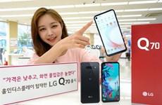 LG sẽ ra điện thoại thông minh tầm trung với ba camera phía sau
