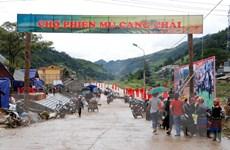 Lễ chào mừng Tết độc lập và chợ phiên vùng cao Mù Cang Chải