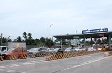 Trạm thu phí cầu Rạch Miễu xả hơn 3 tiếng để tránh ùn tắc kéo dài