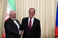 Nga, Iran chỉ trích Mỹ gây căng thẳng khu vực Trung Đông