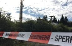 Sập giàn giáo bảo trì tháp truyền hình ở Đức, 3 người thiệt mạng