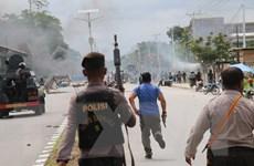 Indonesia điều tra vụ phát tán tin giả kích động bạo lực tại Papua