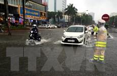 Nghệ An: Nhiều tuyến quốc lộ, tỉnh lộ bị ách tắc do sạt lở, ngập nước
