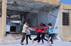 Hàng nghìn trẻ em ở Syria có thể không được đón năm học mới