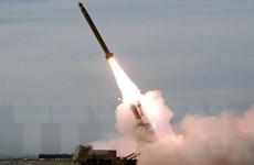 Nhật Bản: Triều Tiên đã phóng ít nhất 2 tên lửa đạn đạo mới