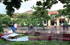 Hàng chục nghìn học sinh ở Hà Tĩnh phải nghỉ học vì mưa lũ