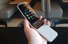 Nokia 'hồi sinh' điện thoại nắp gập với mạng 4G, có giá 100 USD