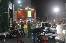 Truy bắt các đối tượng đi xe máy truy sát người đi đường tại Đồng Nai