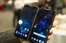 LG ra điện thoại thông minh hàng đầu mới với màn hình kép và mạng 5G