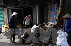 Vụ cháy tại công ty Rạng Đông: Khám sức khỏe miễn phí cho người dân