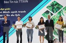 TTXVN đoạt hai giải nhất Giải Báo chí Du lịch Thành phố Hồ Chí Minh
