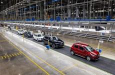 Siemens giúp VinFast sản xuất thành công đợt xe đầu trước thời hạn