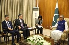 Trung Quốc và Pakistan thúc đẩy hành lang kinh tế chung