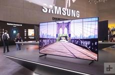 Samsung dự kiến bán được hơn 5 triệu tivi QLED vào năm 2019