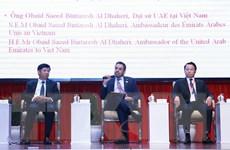 Bàn giải pháp thúc đẩy hợp tác thương mại với Trung Đông-châu Phi