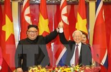 Lãnh đạo Việt Nam điện mừng quốc khánh CHDCND Triều Tiên