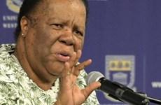 Nam Phi trấn an quan ngại của quốc tế về tình trạng bài ngoại