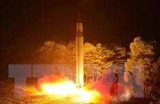 Triều Tiên mới phóng 2 vật thể chưa xác định về phía Đông