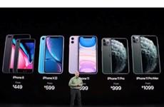 """Ra iPhone 11, Apple bất ngờ cho """"khai tử"""" iPhone XS và XS Max"""