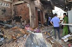 Vụ cháy chợ ở thị xã Bình Long gây Thiệt hại gần 3 tỷ đồng