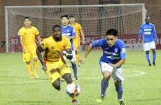 V-League 2019: Thanh Hóa thất thủ 1-3 trước Than Quảng Ninh