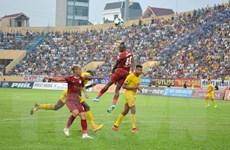 V-League: Nam Định chia điểm với Thành phố Hồ Chí Minh