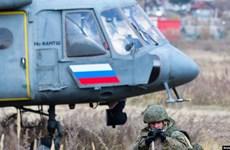 """Quân đội Nga và nước ngoài tập trận chiến lược """"Trung tâm -2019"""""""