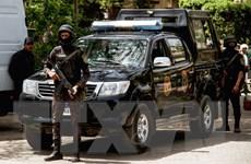 Lực lượng an ninh Ai Cập tiêu diệt một nhóm khủng bố tại Bắc Sinai