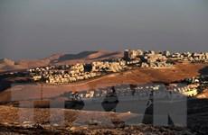 OIC lên án cam kết sáp nhập Thung lũng Jordan của Thủ tướng Israel