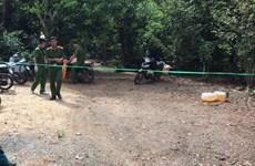 Điều tra vụ án mạng một người chết, một người bị thương ở Bình Phước