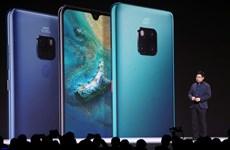 Huawei hoãn bán điện thoại thông minh Mate 30 mới tại châu Âu