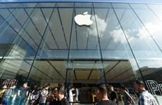 Không có đám đông đợi mua iPhone 11 tại các cửa hàng ở Trung Quốc