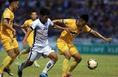 V-League 2019: SHB Đà Nẵng hạ gục Thanh Hóa vào phút bù giờ
