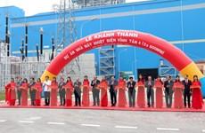 Khánh thành công trình Nhà máy nhiệt điện Vĩnh Tân 4 ở Bình Thuận