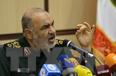 """Tư lệnh quân đội Iran thề """"sẽ trừng phạt mọi kẻ xâm lược"""""""