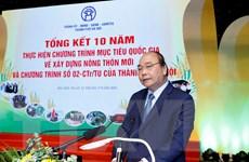 'Nông thôn Hà Nội phải đi đầu áp dụng thành tựu công nghiệp 4.0'