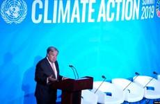 Khai mạc Hội nghị Thượng đỉnh khí hậu của Liên hợp quốc