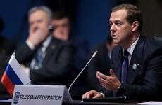 Nga ký sắc lệnh thực thi Hiệp định Paris về biến đổi khí hậu