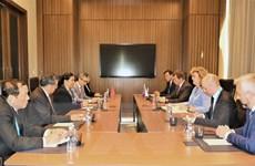 Quốc hội Việt Nam tăng cường hợp tác với quốc hội các nước Á Âu