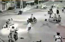 Đồng Nai: Bắt 3 đối tượng trong nhóm mang hung khí gây rối
